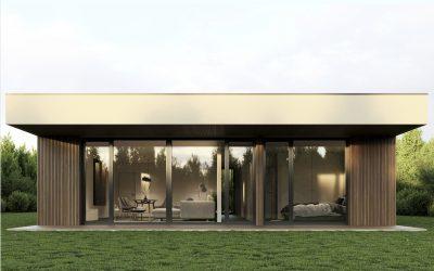 ¿cuánto vale una casa teniendo un terreno?