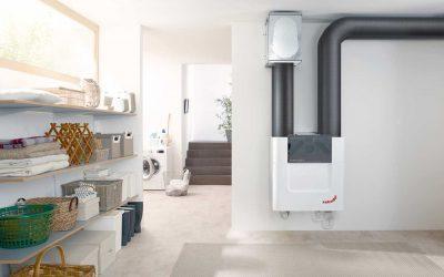 Ventilación con recuperación de calor: salud y eficiencia energética