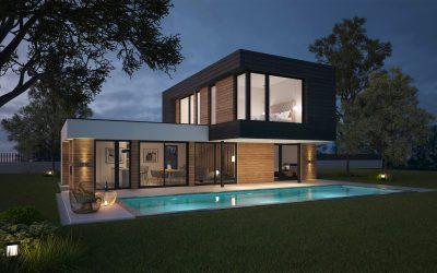tamaño ideal de una casa